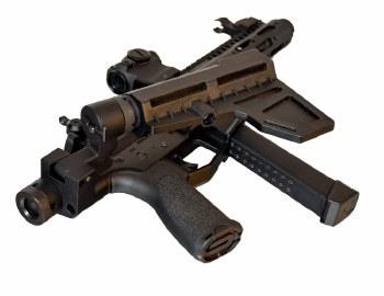 DFA 9mm Stk Kit Right Fold