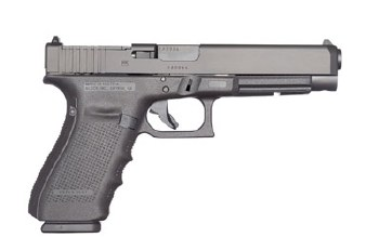 Glock 41 Gen4 Competition