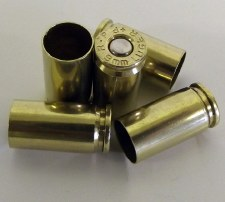 9MM Luger Brass Primed 50pc