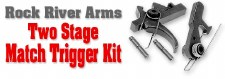 RRA 2 stage Match Trigger Kit