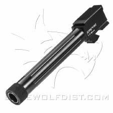 AlphaWolf G17 Barrel Thrd 9mm