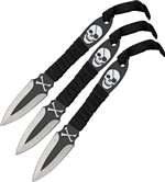 BonesEye Throwing 3-Knife Set