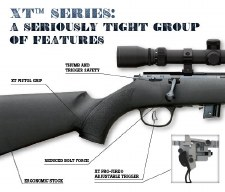 Marlin XT-22TSR Tube Magazine