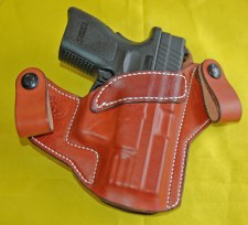 Hanks IWB Holster XD Sub Comp