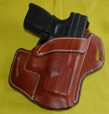 Hanks Holster XD OWB Brown