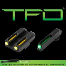 TruGlo TFO Sights G 42/43 Y/G