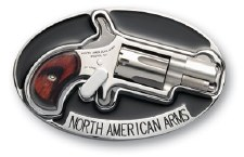 NAA Belt Buckle Black Magnetic