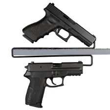 Gun Storage Solutions 2-Pk