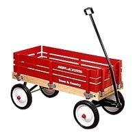 "WAGON,36"" RADIO FLYER T&C"