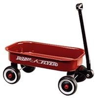 WAGON,LITTLE RED