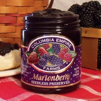 Marionberry Preserves 12oz