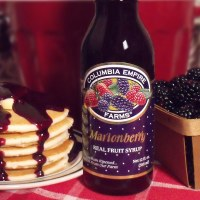 Marionberry Syrup 12oz