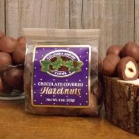 Chocolate Covered Hazelnuts 4oz