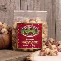 Smoked Hazelnuts 4oz