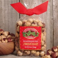 Roasted & Salted Hazelnuts 8oz