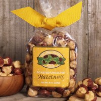 Roasted Unsalted Hazelnuts 8oz