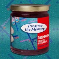 PDX Carpet Tripleberry Preserves 12oz