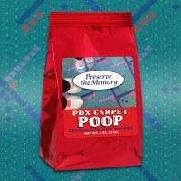 PDX Carpet Poop Chocolate Hazelnut Toffee 4oz