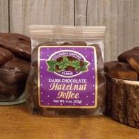 Dark Chocolate Hazelnut Toffee 4oz