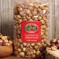 Roasted & Salted Hazelnuts 2lb