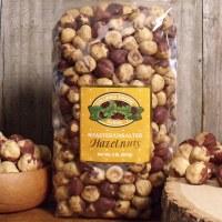 Roasted Unsalted Hazelnuts 2lb