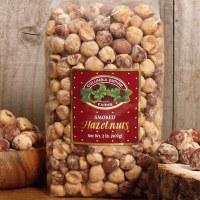 Smoked Hazelnuts 2Lb