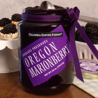 Marionberry Preserves 28oz with Jam Spoon