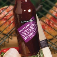 Huckleberry Blend BBQ Grill & Glaze 13oz