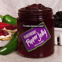 Marionberry Pepper Jelly 12oz