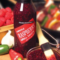 Chipotle Raspberry Grill Sauce 13oz
