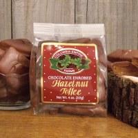 Chocolate Hazelnuts Toffee 4oz