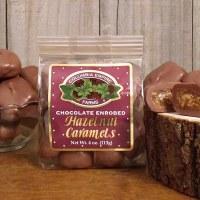 Chocolate Hazelnut Caramels 4oz