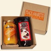 Peach Amaretto Cobbler Kit