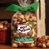 Nostalgic Nut World Raw Hazelnuts 8oz