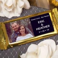 Eric & Heather Candy Bar 2oz
