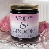 Bride & Groom 12oz MB Preserve