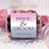 Bride & Groom 4oz Hazelnuts