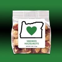 Heart In Oregon Smoked Hazelnuts 4oz