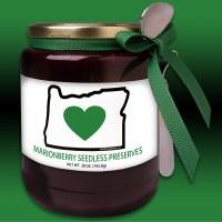 Heart In Oregon Marionberry Preserves 28oz