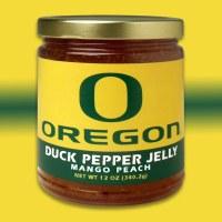 Duck Mango Peach Pepper Jelly 12oz