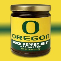Duck Marionberry Pepper Jelly 12oz