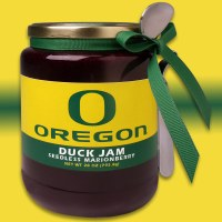 Duck Marionberry Jam 28oz with Jam Spoon