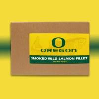Duck Wild Smoked Salmon Fillet 2oz