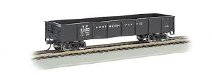 HO Gauge 40' Gondola Northern Pacific #53453 - 17229