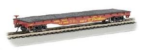 HO Gauge 52' Flatcar Union Pacific #59486 - 17303