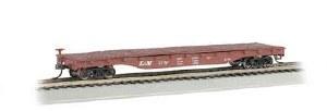 HO Gauge 52' Flatcar Louisville & Nashville - 17315