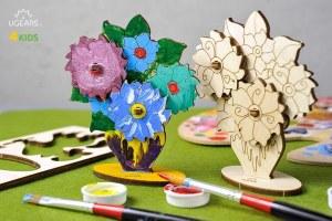 4Kids 3D Coloring Model Bouquet
