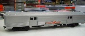 HO Gauge Budd Baggage Car 'Indian Pacific' - 2590