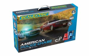American Police Chase Set - C1405