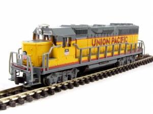 N Gauge EMD GP40 In Union Pacific Livery - 63551